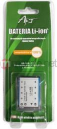 Akumulator ART Li42B3.7V 840 mAh ART (BAART AB-CAM-OLY-1)