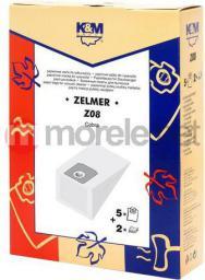 Worek do odkurzacza K&M ZELMER Z08 (5+2)