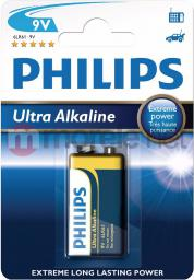Philips Bateria Ultra 9V Block 1szt.