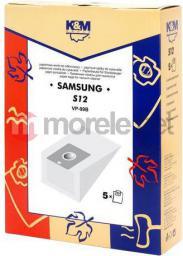 Worek do odkurzacza K&M Worki SAMSUNG S12 (5)