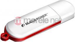 Pendrive Silicon Power LuxMini 320 16GB (SP016GBUF2320V1W)