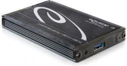 Kieszeń Delock obudowa zewnętrzna 2.5 SATA HDD > Multiport USB 3.0 + eSATAp (42488)