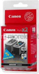 Canon tusz PG-40/CL-41 0615B043 (cyan, yellow, magenta, black)