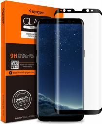 Spigen szkło hartowane friendly dla Galaxy S8