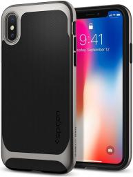 Spigen Neo Hybrid iPhone X/10 Gunmetal