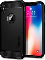 Spigen Rugged Armor iPhone X/10/Xs Matte Black