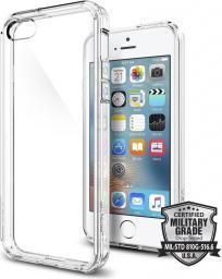 Spigen Ultra Hybrid iPhone 5S/SE, crystal clear