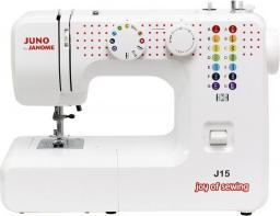 Maszyna do szycia Janome JUNO J15
