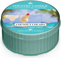 Country Candle Świeca zapachowa Daylight Coconut Colada 35g