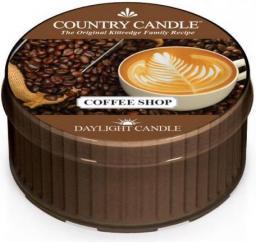 Country Candle Świeca zapachowa Daylight Coffee Shop 35g