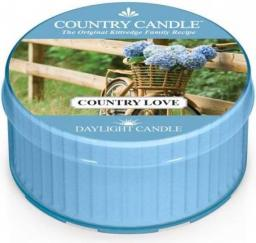 Country Candle Świeca zapachowa Daylight Country Love 35g