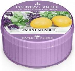 Country Candle Świeca zapachowa Daylight Lemon Lavender 35g