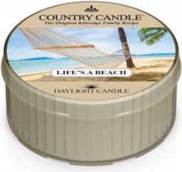 Country Candle Świeca zapachowa Daylight Life s A Beach 35g