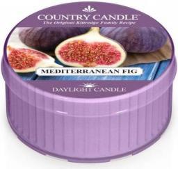 Country Candle Świeca zapachowa Daylight Mediterranean Fig 35g