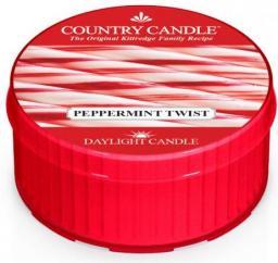 Country Candle Świeca zapachowa Daylight Peppermint Twist 35g