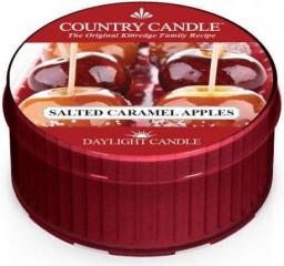Country Candle Świeca zapachowa Daylight Salted Caramel Apple 35g