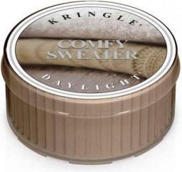 Kringle Candle Świeczka zapachowa Daylight Comfy Sweater 35g