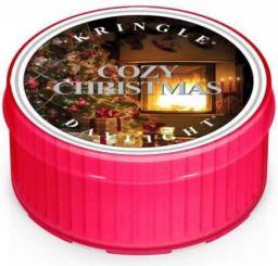 Kringle Candle Świeczka zapachowa Daylight Cozy Christmas 35g
