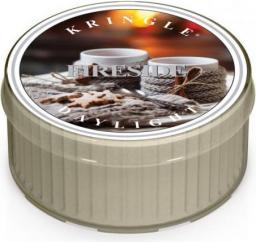 Kringle Candle Świeczka zapachowa Daylight Fireside 35g