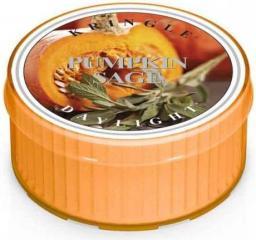 Kringle Candle Świeczka zapachowa Daylight Pumpkin Sage 35g