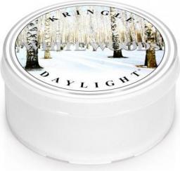 Kringle Candle Świeczka zapachowa Daylight White Woods  35g
