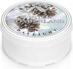 Kringle Candle Świeczka zapachowa Daylight Winter Wonderland 35g