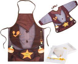Baby Gadgets Baby Sheriff - śliniak i fartuch