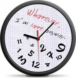 Froster Zegar dla spóźnialskich (EN)