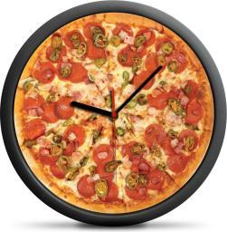 Froster Zegar Pizza