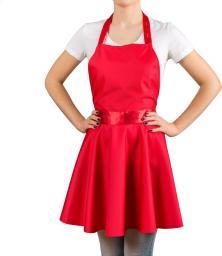 Froster Nitly Red - Fartuszek Sukienka