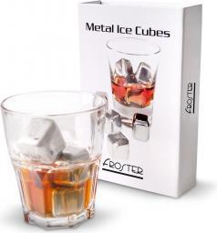 Froster Metalowe Kostki do Drinków