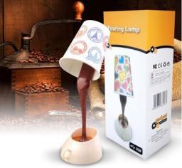 Gadżet Gadget Factory Kawowa lampka na USB