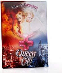 Gadget Factory Queen of the city