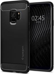 Spigen Rugged Armor Galaxy S9 Matte Black