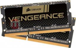 Pamięć do laptopa Corsair DDR3 SODIMM 8GB 1600MHz CL9 (CMSX8GX3M2A1600C9)