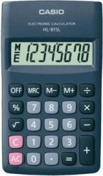 Kalkulator Casio (HL-815L-BK-S)
