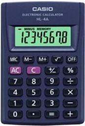 Kalkulator Casio (HL-4A-S)