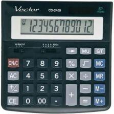 Kalkulator Casio VECTOR KAV CD-2455