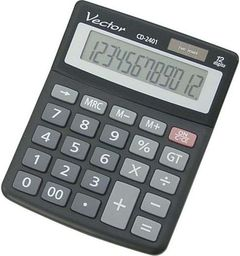 Kalkulator Casio VECTOR KAV CD-2401
