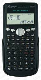 Kalkulator Casio VECTOR KAV CS-210