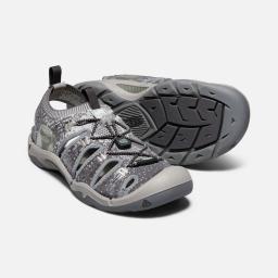 Nike Sandały męskie Santiam 4 czarno czerwone r. 45