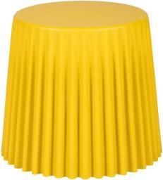 King Home Stołek CAP oliwowy.20