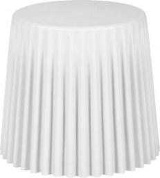 King Home Stołek CAP biały.01