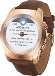 Smartwatch MyKronoz Zetime Regular Premium Różowe złoto  (001598750000)