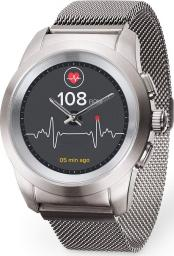 Smartwatch MyKronoz ZeTime Elite Petite Srebrny  (001598770000)