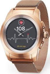 Smartwatch MyKronoz ZeTime Elite Regular Różowe złoto  (001598810000)