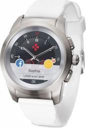 Smartwatch MyKronoz ZeTime Original Petite Srebrny  (001594180000)