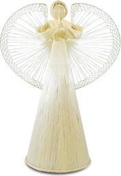 Art-Pol Figurka Anioł Z Włókna Abaca
