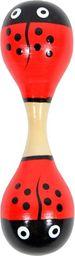 Art-Pol Marakas biedronka czerwony