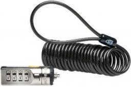 Linka zabezpieczająca Kensington Portable Combination Laptop Lock - na szyfr (K64670EU)